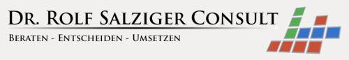 Dr. Rolf Salziger Consult